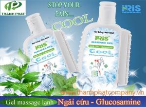 Gel Massage Lạnh IRIS